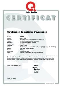 VSA Zertifikat F